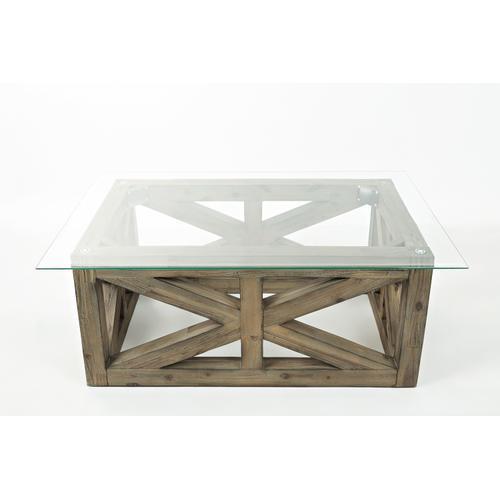 Hampton Cocktail Table