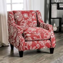 View Product - Ames Floral Chair