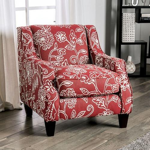 Gallery - Ames Floral Chair