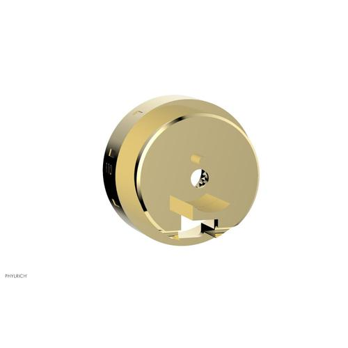 Replacement Handle for Temperature Control - P20014 - Polished Brass