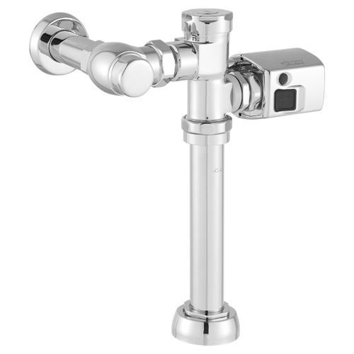 American Standard - Sensor- Operated Toilet Flush Valve - 1.28 GPF  American Standard - Polished Chrome