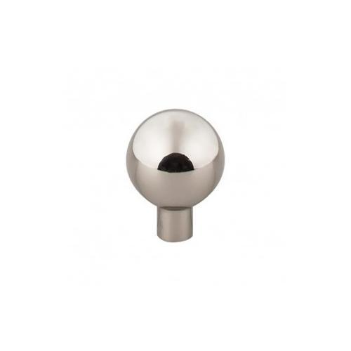 Brookline Knob 1 1/8 Inch - Polished Nickel