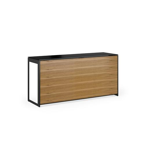 BDI Furniture - Sequel 20 6109 Console/Laptop Desk Back Panel in Natural Walnut