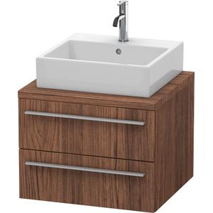 Vanity Unit For Console, Walnut Dark (decor)