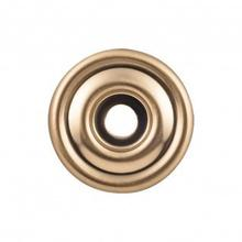 Brixton Backplate 1 3/8 Inch - Honey Bronze