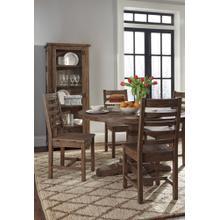 Caleb Dining Chair Desert Gray