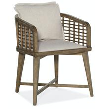 Dining Room Sundance Barrel Back Chair