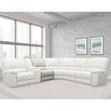 View Product - SCOTT - ALABASTER Power Armless Recliner