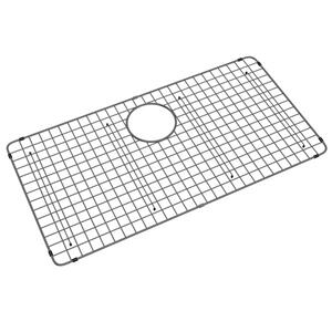 Black Stainless Steel Wire Sink Grid For RSS3016 Kitchen Sink Product Image