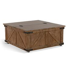 Product Image - Doe Valley Square Cocktail Table w/ Casters