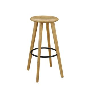 See Details - Mimosa Bar Height Stool, Caramelized, (Set of 2)
