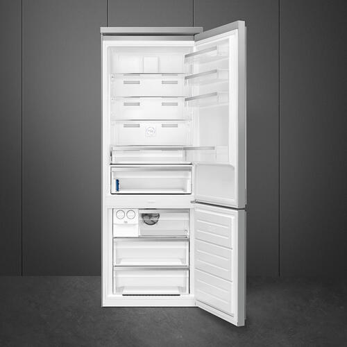 Refrigerator Stainless steel FA490URX