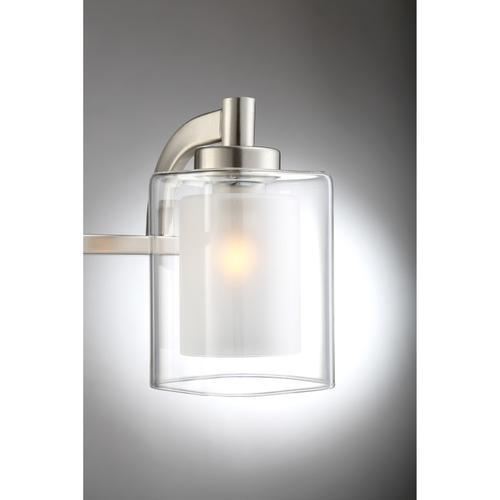 Quoizel - Kolt Bath Light in Brushed Nickel