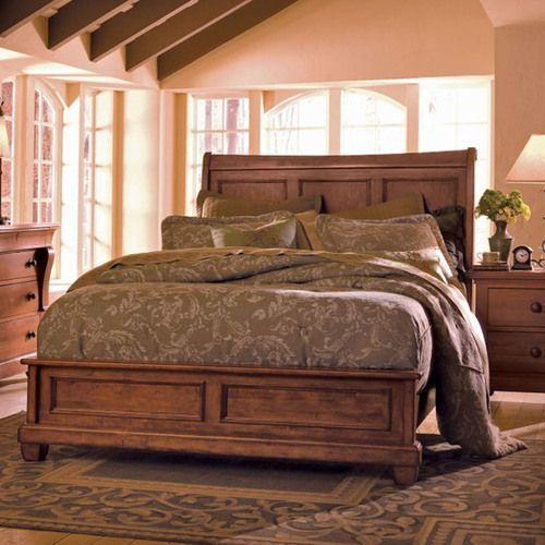 Tuscano Low Profile Bed 5/0