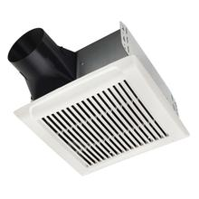Flex Series 110 CFM Ceiling Roomside Installation Bathroom Exhaust Fan, ENERGY STAR*