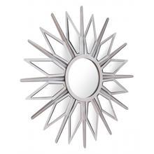 Solano Mirror Silver