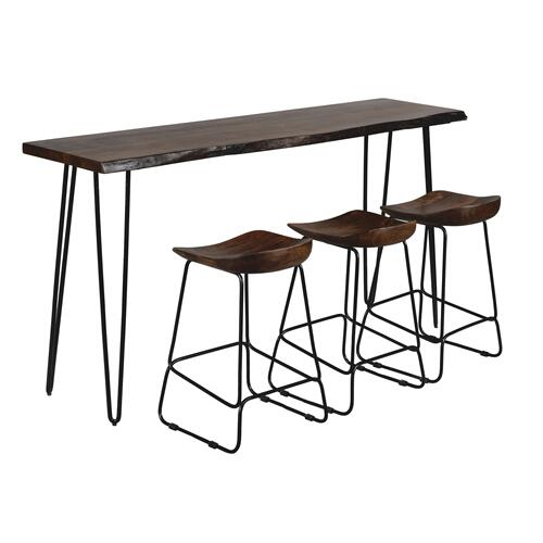 Jofran - Nature's Edge Sofa Counter Dining Table