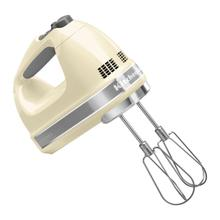 7-Speed Hand Mixer Almond Cream