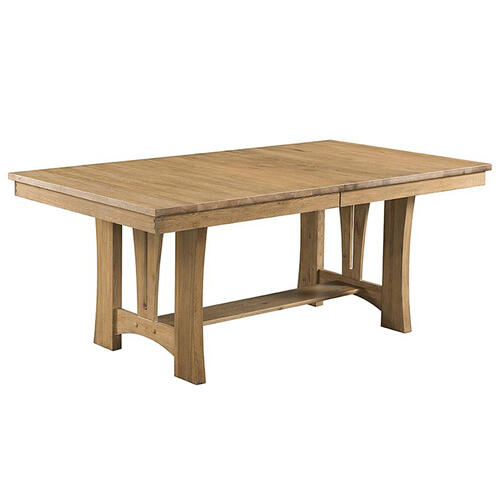 West End Bungalow Trestle Table