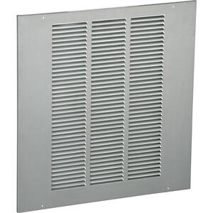 "Elkay Louvered Grill 26"" x 1/2"" x 26-1/2"" Product Image"
