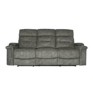 Gallery - DIESEL POWER - COBRA GREY Power Sofa