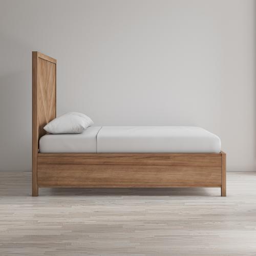 Jofran - Eloquence King Storage Bed