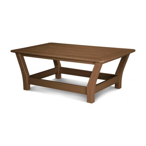 Teak Harbour Slat Coffee Table