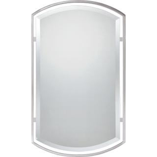 Breckenridge Mirror in Brushed Nickel