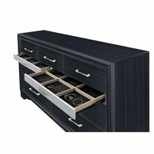 ACME Naima Dresser - 25905 - Black