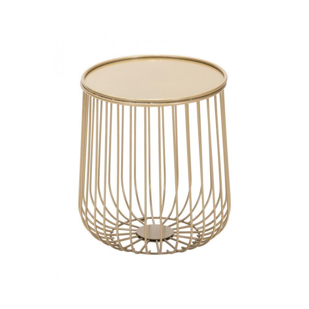 Gilbert Side Table Gold