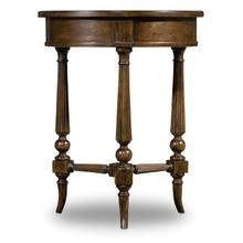 View Product - Archivist Round Accent Table