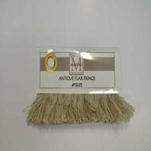 Antique Flax Fringe