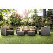 Olina Patio Sofa Set Product Image