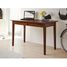 See Details - Shaker Desk with Drawer in Walnut