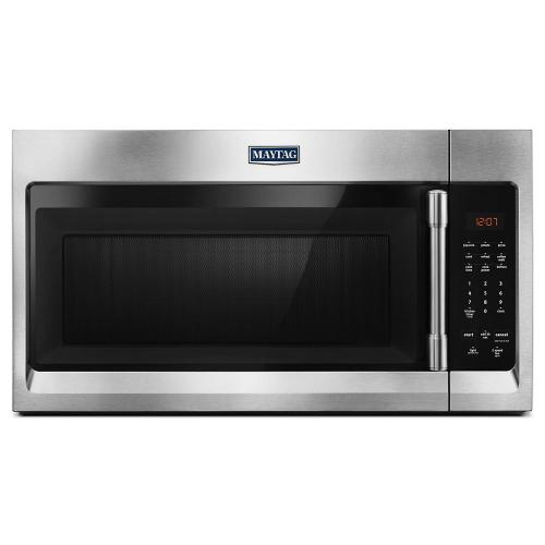 Gallery - Compact Over-The-Range Microwave - 1.7 Cu. Ft.