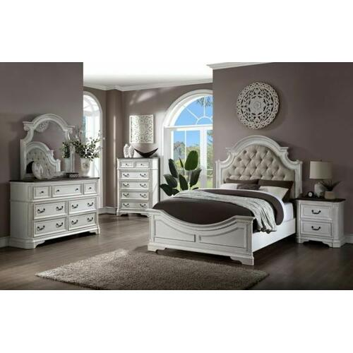 Acme Furniture Inc - Florian Queen Bed
