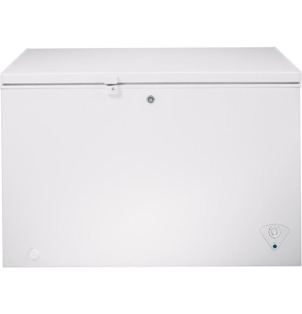 GEGe® Energy Star® 10.6 Cu. Ft. Manual Defrost Chest Freezer