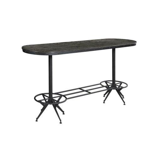 Coaster - Oval Bar Table