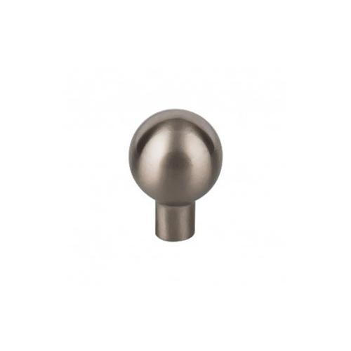 Brookline Knob 7/8 Inch - Brushed Satin Nickel
