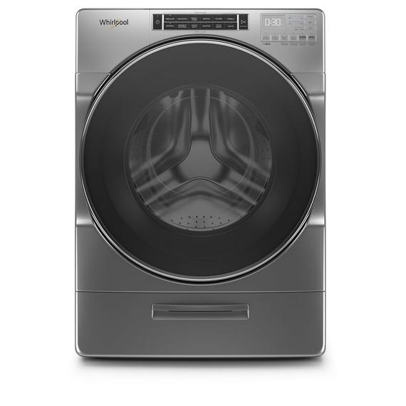 Whirlpool - 5.0 cu. ft. Front Load Washer with Load & Go™ XL Dispenser