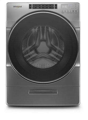 5.8 cu. ft. Front Load Washer with Load & Go XL Dispenser