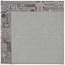 Inspire-Silver The Daily Ink Machine Tufted Rugs