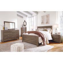 See Details - Birmington - Brown 3 Piece Bed Set (Queen)