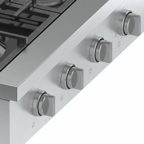 800 Series Gas Rangetop 30'' Stainless steel RGM8058UC