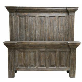 See Details - Barnwood Coliseo/claudia Queen Bed
