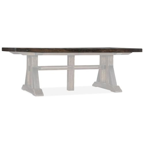 Dining Room Roslyn County Trestle Dining Table Top