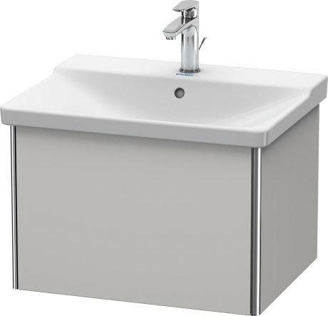 Duravit - Vanity Unit Wall-mounted, Nordic White Satin Matte (lacquer)