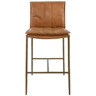 "Mayer 26"" Counter Stool Tan"