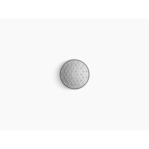 Polished Chrome Single-function Showerhead
