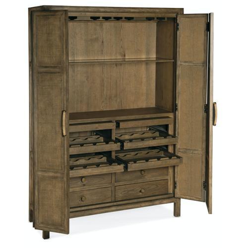 Bar and Game Room Sundance Bar Cabinet